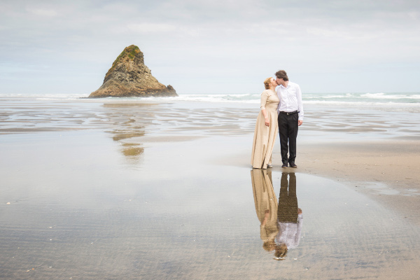 Wedding Celebration - Karekare Beach